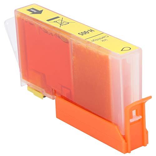 Pssopp Cartucho de Tinta para Impresora HP, Cartucho de Tinta Negro de Alto Rendimiento de 14 ml para HP OfficeJet Pro 6960 6950 6970 Accesorios de Repuesto para Impresora(Red)
