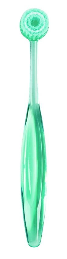 大騒ぎそのようなネックレスOral Doctorオーラルドクター 口腔清掃多目的ブラシ (グリーン)