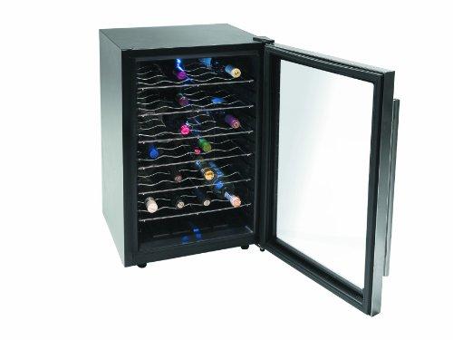 Lacor 69072 Thermo-Elektrischer Weinkühler 28-Flaschen