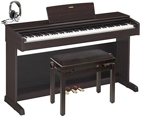 Epiano Yamaha YDP143 - Set piano digitale in palissandro