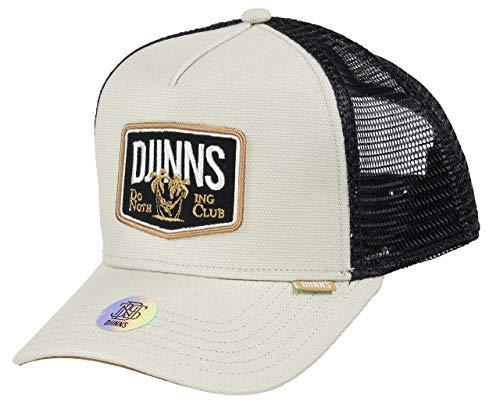 DJINNS - Nothing Club (sand) - Trucker Cap Meshcap Hat Kappe Mütze Caps