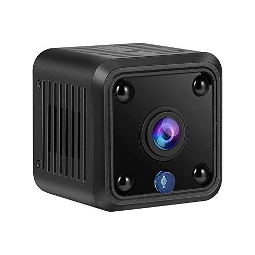1080P Micro Telecamera Wifi TeamMe Micro Telecamera Sensore di Movimento,Mini Telecamera Wifi Batteria con Visione Notturna,Microcamere con Servizio Cloud