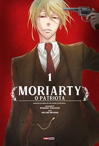 Moriarty: O Patriota Vol. 1