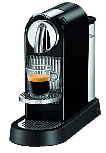 Nespresso CitiZ D110 Espresso Maker, Black