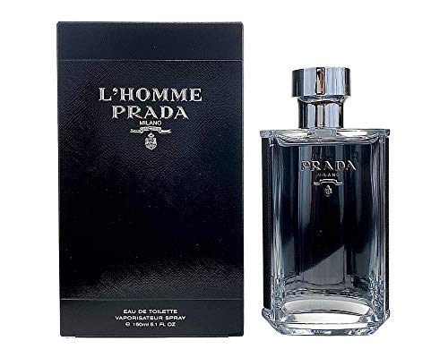 Prada L'Homme Eau de Toilette Spray 150 ml