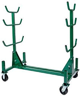 332-668 - Storage Rack with Casters - Conduit and Pipe Storage Racks, Greenlee - Each