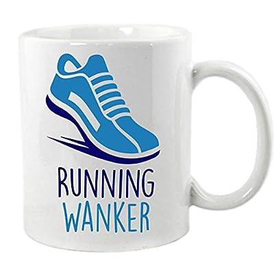 Running Wanker Mug