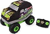 Monster Jam Grave Digger - Camión de Peluche con Mando a Distancia con Cuerpo Suave y dirección de 2 vías