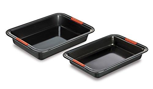 LE CREUSET-Casserole en Aluminium forgé Anti-adhérente-Bakeware-Moule à Tarte - 33 cm
