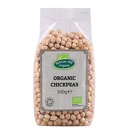 Bio Kichererbsen 500g von Hatton Hill Organic – BIO zertifiziert