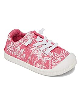 Roxy - Toddlers Tw Bayshore Low Top Shoe Size  10 M US Toddler Color  Red/White