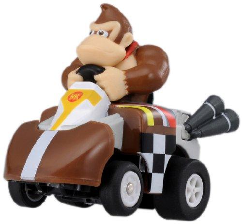 Choro Q QVM-07 Choro Q h?brido! Tipo de Mario Kart Wii VS Donkey Kong (Jap?n importaci?n / El paquete y el manual est?n escritos en japon?s)