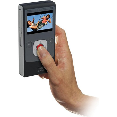 Flip UltraHD Video Camera - Black, 4 GB, 1 Hour