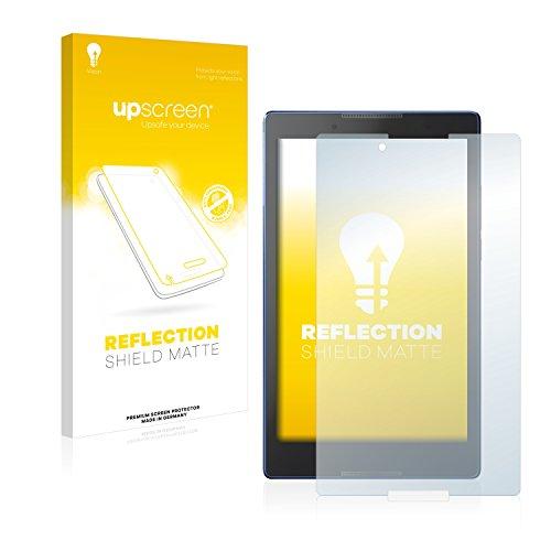 upscreen Entspiegelungs-Schutzfolie kompatibel mit Lenovo Tab3 8 – Anti-Reflex Bildschirmschutz-Folie Matt