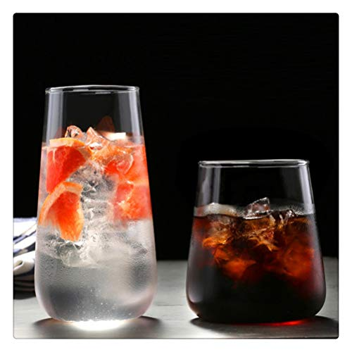 Aiglen 2 unids/Set de Vasos, Taza de café, Taza de Viaje, té, cóctel, Vino, Vasos para Beber, Bonita Botella de Agua, Aislado, Vino, Viento, nórdico