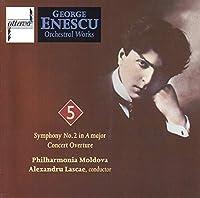 Enescu: Major Orchestral Works