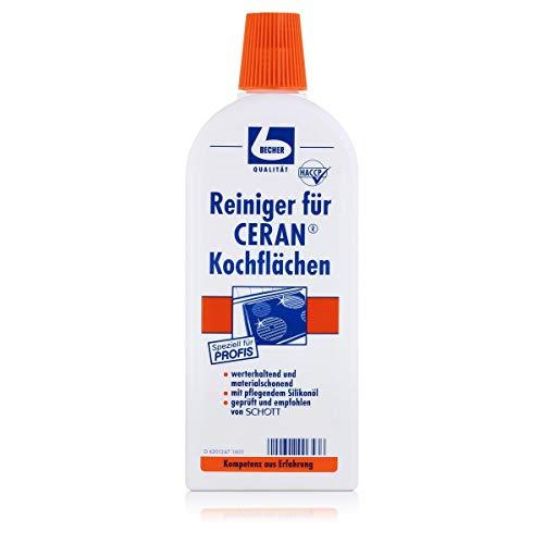 BECHER CERAN-KOCHFELD-REINIGER 500ml