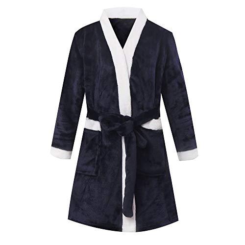 Kinder Bademantel Flanell Nachtwäsche Baby Jungen Roben Für Mädchen Kleidung Winter Warm Home Wear Teenager Roben Kinder Kleidung Nachtwäsche