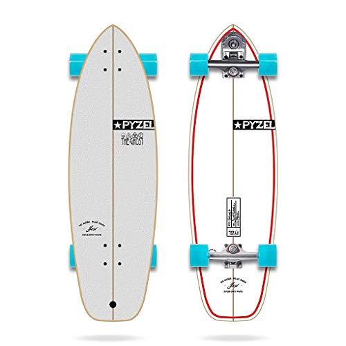 Surfskate YOW monopatín Skate Skateboard Longboard Ghost 33.5 Pyzel