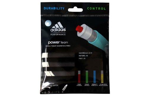 adidas Badmintonsaite Power Team Set, Weiß, One size, ST117201