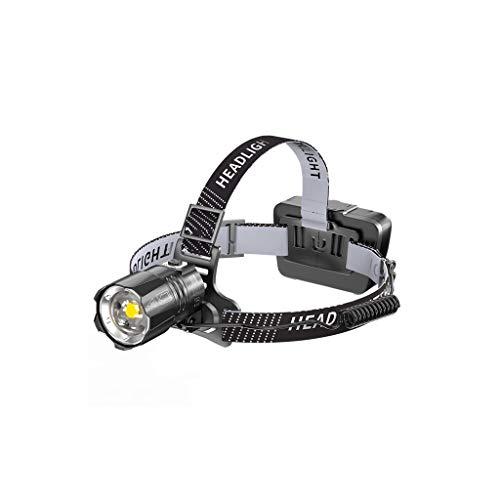 Linterna Pequeña Linterna USB Recargable LED Linterna Táctica Linterna Portátil Para Emergencia Casa Al Aire Libre Camping Linterna Portátil Linterna (Color : A)