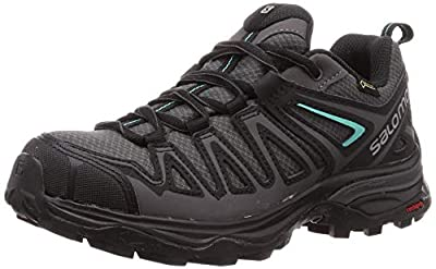 Salomon Women's X Ultra 3 Prime GTX W Waterproof Hiking and Multisport Shoes