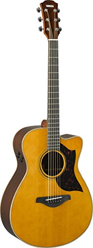 Yamaha 6 String Series AC3R Small Body Cutaway Acoustic-Electric Guitar