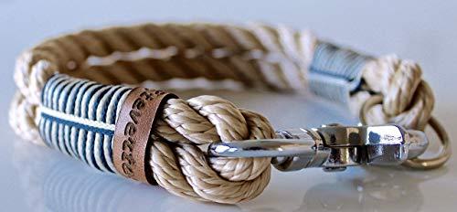 Stevertau Halsband BACKBORD Tauwerk Tauhalsband maritim