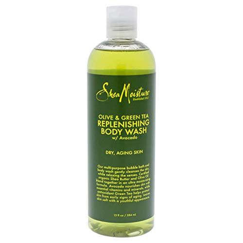 Olive & Green Tea Body Wash