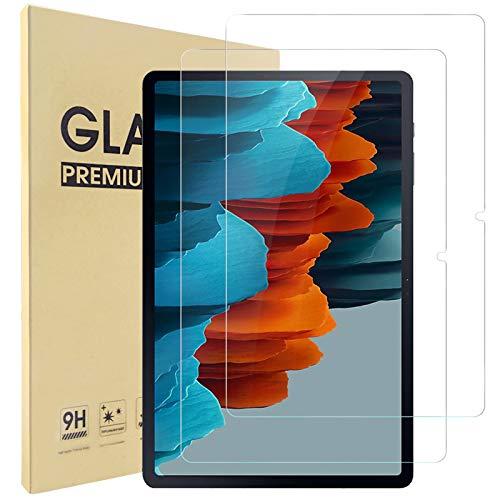 Hianjoo 2 Piezas Pantalla Protector Compatible con Samsung Galaxy Tab S7 11.0