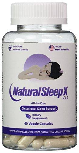 Natural Sleep-X by iSleepBetter
