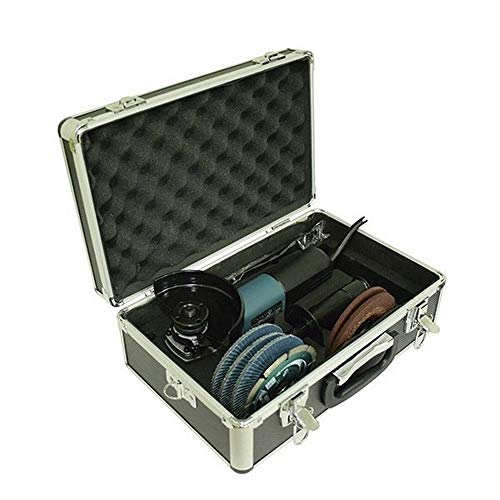 MAKITA 9557NBRX2 Mini-amoladora 840w 115mm, Azul, 0