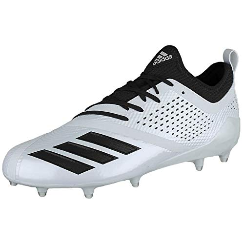 adidas 5-Star 7.0 Metallic Cleat - Men's Football 11.5 Gold Metallic/Core Black/White