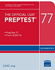 The Official LSAT PrepTest 77: (Dec. 2015 LSAT)