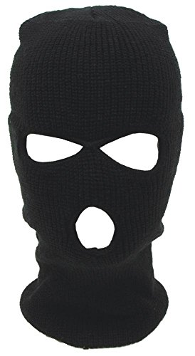 YiGo bivakmuts Balaclava skimasker 3 gat masker