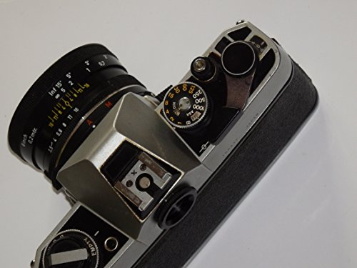 RevueFlex 2000 CL + Revuenon Macro 28mm F3.5 Montura M42: Amazon ...