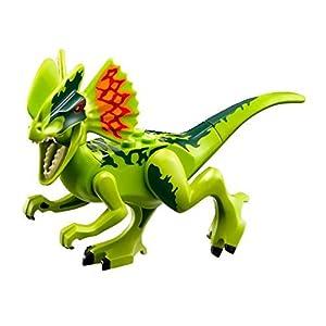 Amazon.co.jp - レゴ ジュラシックワールド ディロフォサウルスの奇襲 75916