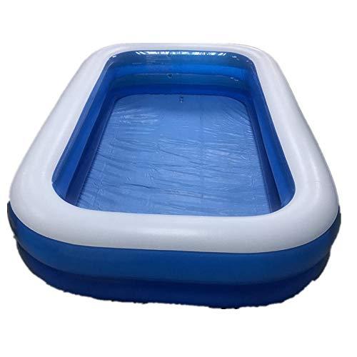 Topashe Piscina Infantil Hinchable Bebe,Piscina Inflable,Piscina Hinchable Familiar Swim Center