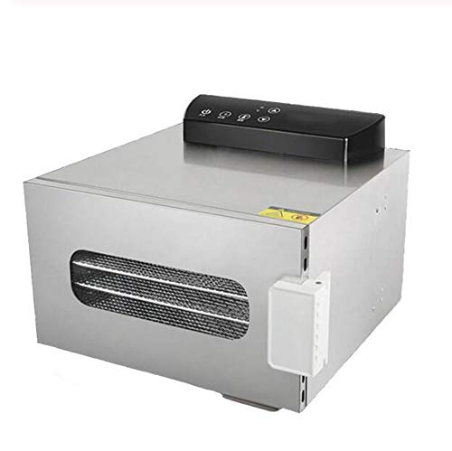 For Sale! 6 Trays Food Dehydrator Snacks Dehydration Dryer Fruit Vegetable Herb Meat Drying Machine ...