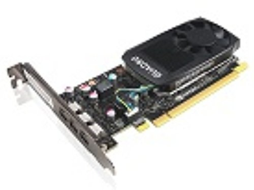 LENOVO ThinkStation NVIDIA Quadro P400 2GB GDDR5 Mini DPx3 Graphics Card with HP Bracket