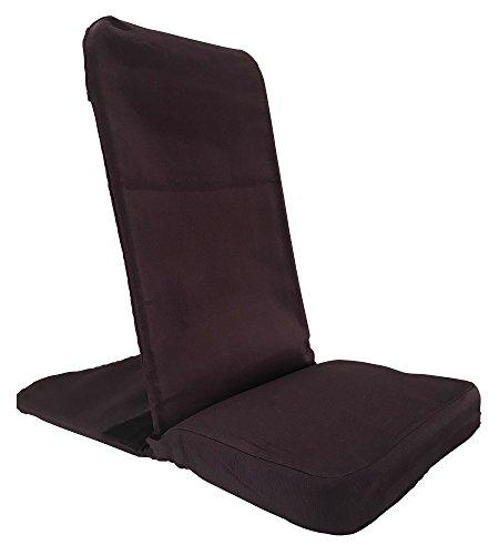 Back Jack Floor Chair (Original BackJack Chairs) - Standard Size (Purple)