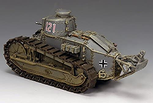 King & Country WS319 Renault FT-17  121 by Waffen SS
