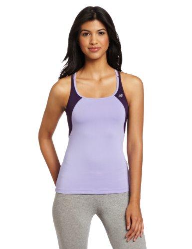 New Balance - Running-Westen für Damen in Brombeerfarben, Größe x - klein