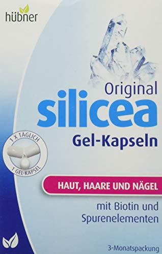 Original silicea Gel-Kapseln mit Spurenelementen (132 g)