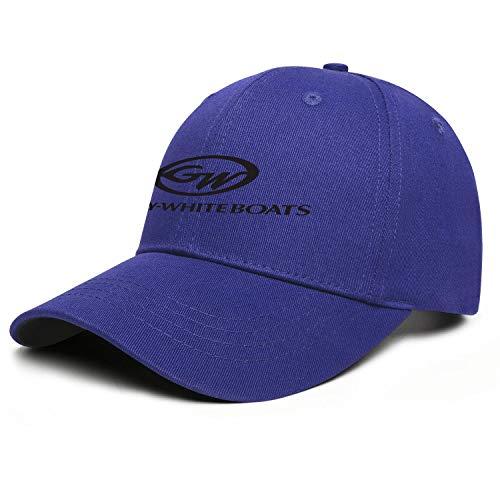 Unisex Grady-White-Logo- Baseball Cap Vintage Snapback Hat Dad Hat
