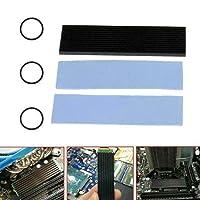 AliNature M.2 NGFF NVME 2280 PCIe SSDアルミニウム冷却ヒートシンクヒートシンク2021 Z2K8