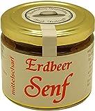 Brandenburg-Spezialitäten - Fercher Erdbeer-Senf, 120 ml