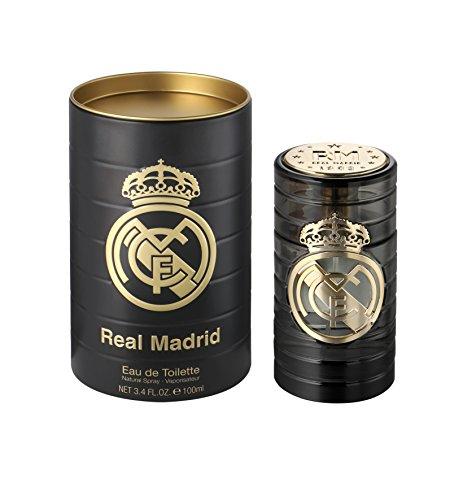 Real Madrid Eau de Toilette para Hombre, 100 ml