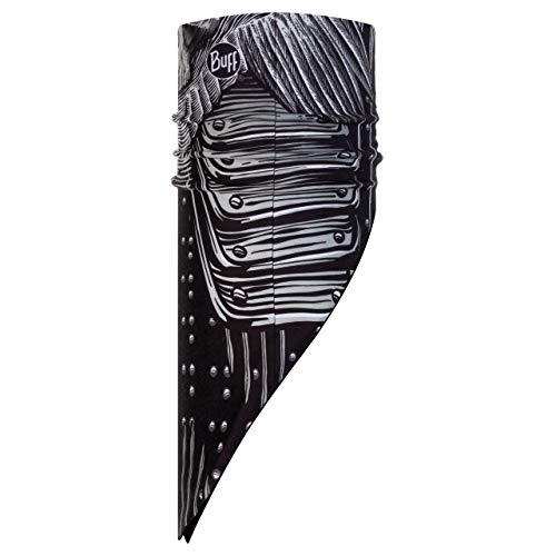 Buff N- Tribe Bandana Polaire Mixte Adulte, Noir, FR Unique Fabricant : Taille One sizeque