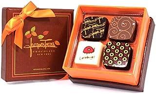 Jacques Torres Chocolate Jacques' Choice 4pc Bon Bon